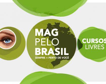 Mag Pelo Brasil - 18 a 22 Agosto