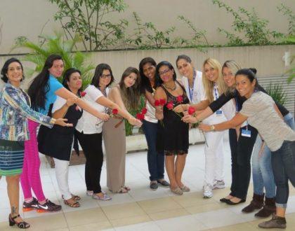 Márcia Martins dedica-se à formação de profissionais de qualidade