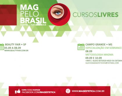 Mag pelo Brasil - 05 a 10 de Setembro