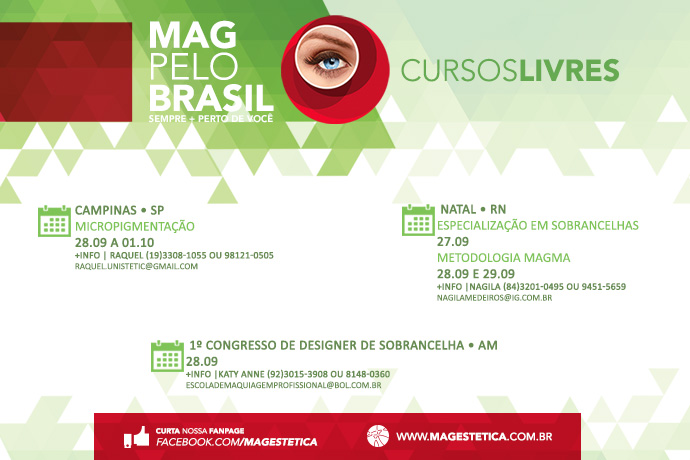 MAG PELO BRASIL - 28 de Setembro a 01 de Outubro
