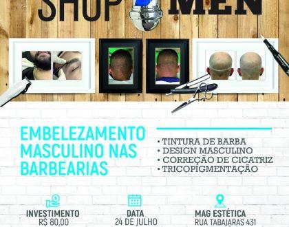 Mag4Men apresenta diferentes possibilidades para barbearias