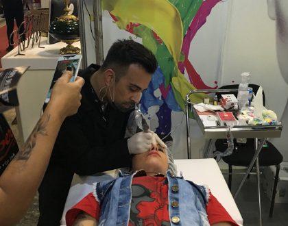 Mag leva micropigmentação à Tattoo Week
