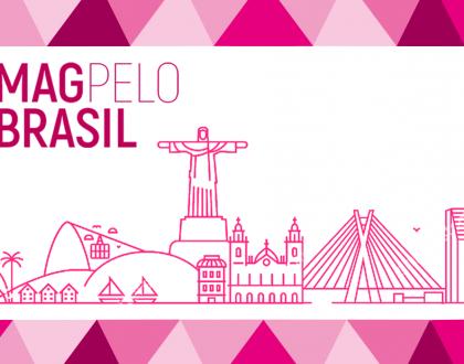 Agenda Mag Pelo Brasil