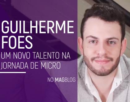 Guilherme Foes: um novo talento na Jornada de Micro