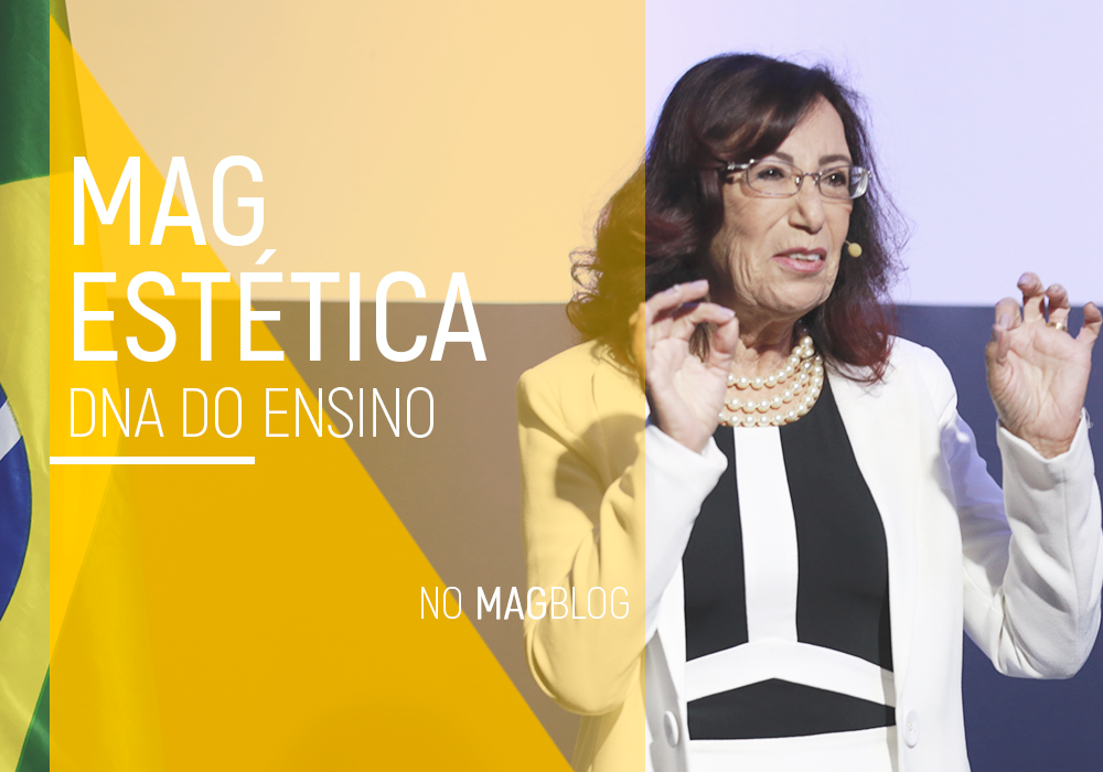 Mag Estética: DNA do ensino