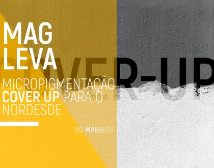 Mag leva micropigmentação cover up para o Nordesde