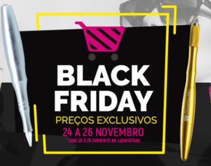 Black Friday Mag: Cursos de micropigmentação com até 50% de desconto