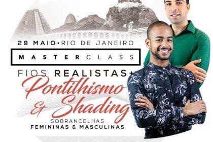 Com preço promocional, Master Class Rio traz novas técnicas de Pontilhismo e Shading