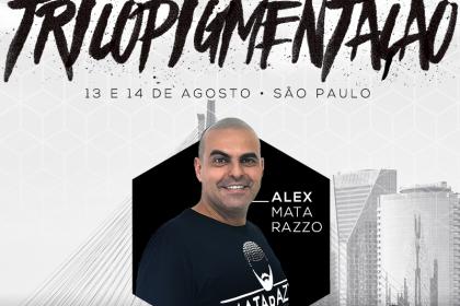 Mag realiza workshop de tricopigmentação sem mistérios com Alex Matarazzo