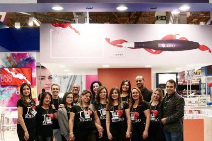 Lançamentos da Mag Estética fazem sucesso na Beauty Fair