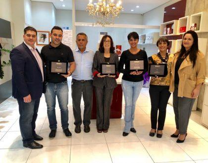 Mag Estética recebe seus quatro prêmios conquistados no Pigment Awards