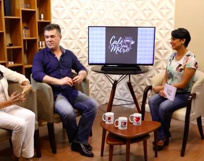 Café com Micro: conheça o Projeto Colorir, que faz micropigmentação mamária em mulheres mastectomizadas