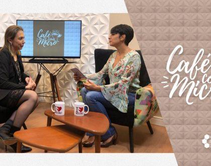 Em visita ao Brasil, a micropigmentadora Miriam Alcántara fala sobre a carreira e desafios da profissão