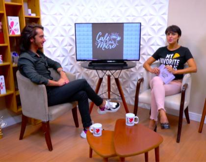 Micropigmentador de famosos e premiado pelo SEBRAE, Café com Micro entrevista Eliezer Moreira